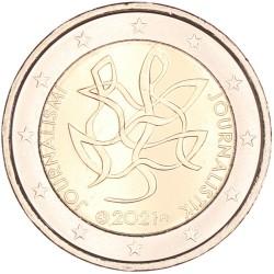 Finland 2 euro 2021 'Democratische Journalistiek'