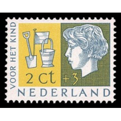 1953 Nederland postzegels | Kinderzegels
