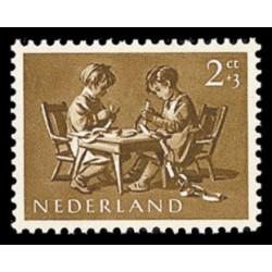 1954 Nederland postzegels | Kinderzegels