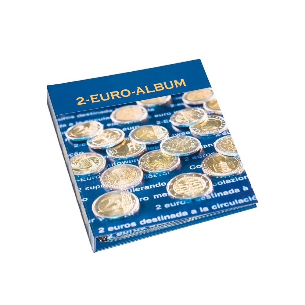 Leuchtturm NUMIS 2 euromunten album