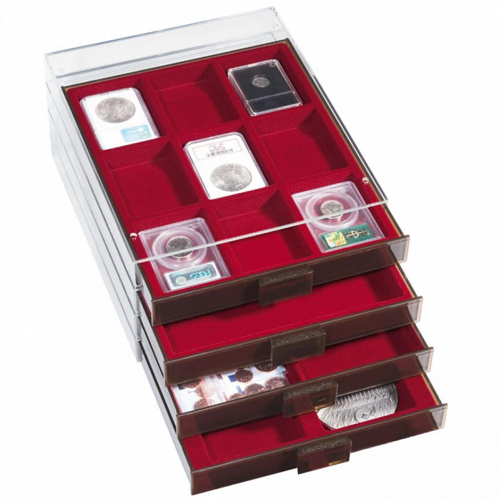 Leuchtturm MB muntenboxen XL