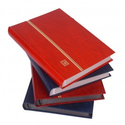 Mandor Insteekalbum SGX30, 30 witte bladen, kleur bruin