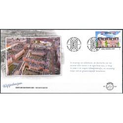 2021 Nederland FDC | Typisch Nederlands - Rijtjeshuizen