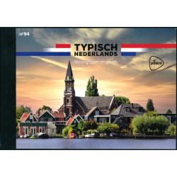 2021 Nederland Prestigeboekje   Typisch Nederlands - Rijtjeshuizen