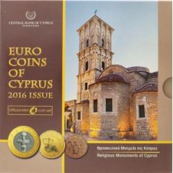 Cyprus BU-set 2016