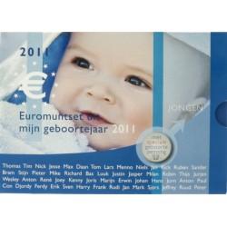 Nederland Geboorte BU-set 2011 'Jongen'
