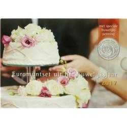 Nederland Huwelijk BU-set 2017