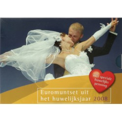Nederland Huwelijk BU-set 2008