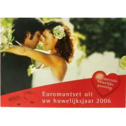 Nederland Huwelijk BU-set 2006