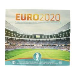 Slowakije BU-set 2021 'Euro 2020/2021'