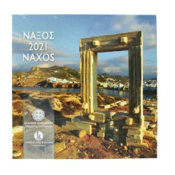 Griekenland BU-set 2021 'Naxos'