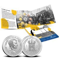 Nederland BU-set Dag van de Munt 2021 'Afscheid van de gulden'