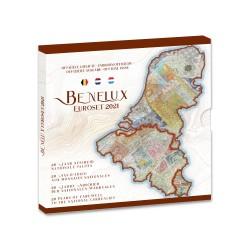 Benelux BU-set 2021 - Leverbaar augustus