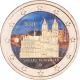 Duitsland 2 euro 2021 'Sachsen-Anhalt' in kleur
