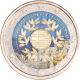 Griekenland 2 euro 2021 '200 Jaar Onafhankelijkheid' in kleur