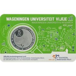 Wageningen Universiteit vijfje