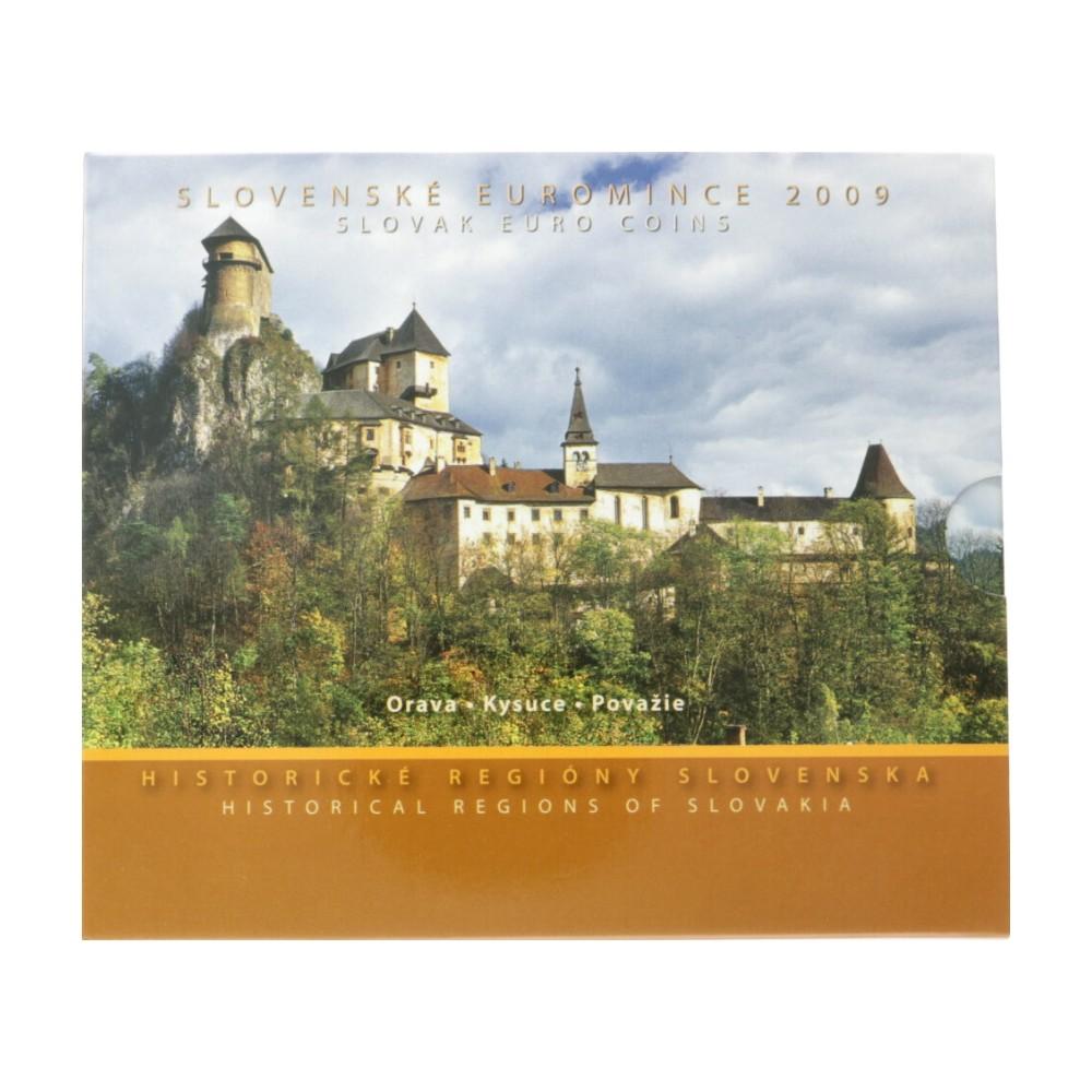 Slowakije BU-Set 2009 'Historische regionen'