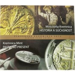 Slowakije BU-Set 2012 'Mincovna Kremnica'