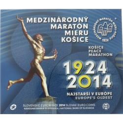 Slowakije BU-Set 2014 'Marathon sinds 1924'