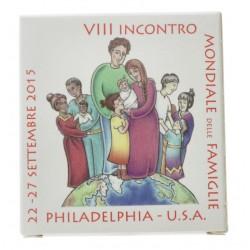 Vaticaan 2 euro 2015 Proof 'Wereld Familie Dag'