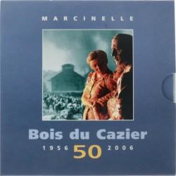 België 10 euro 2006 'Bois du Cazier'