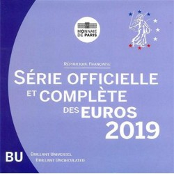 Frankrijk BU-Set 2019