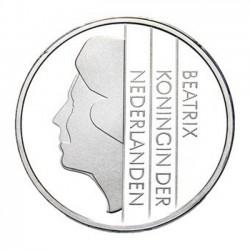 Koninkrijksmunten Nederland 1 gulden 2001