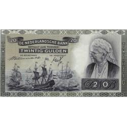 Nederland 20 Gulden 1939 'Emma'