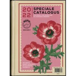 NVPH catalogus Nederlandse postzegels en overzeese gebiedsdelen 2022