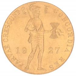 Koninkrijksmunten Nederland Gouden dukaat - Willekeurig jaar (Wilhelmina)