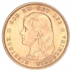 Koninkrijksmunten Nederland 10 gulden 1897