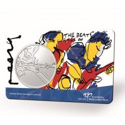 Nederland penning in coincard 2021 'Herman Brood' - Leverbaar november