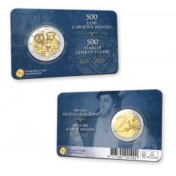 België 2 euro 2021 '500 jaar Carolus V'