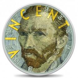 Vincent van Gogh Vijfje 2003 in kleur