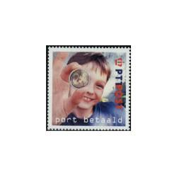 2001 Nederland Port Betaald | De Euro