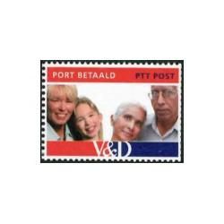 2002 Nederland Port Betaald | Vroom en Dreesman