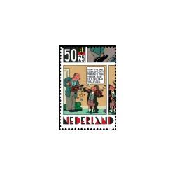 1984 Kinderbedankkaart Kinderzegels