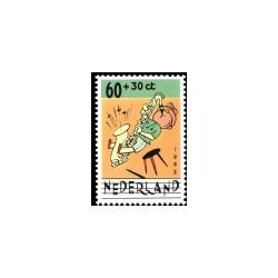 1992 Kinderbedankkaart Kinderzegels
