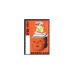 1996 Kinderbedankkaart Kinderzegels