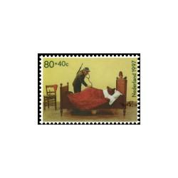 1997 Kinderbedankkaart Kinderzegels
