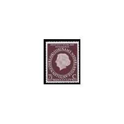 1954 Suriname Statuutzegel.