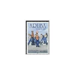 2001 Aruba Kinderzegels.