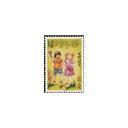 2004 Aruba Kinderzegels.