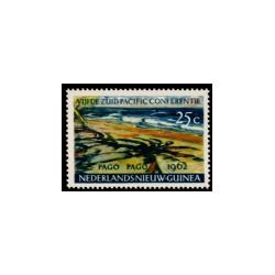 1962 Nieuw Guinea Pago Pago.