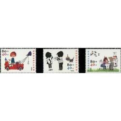 1999 Nederland postzegels | Kinderzegels