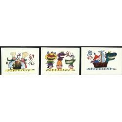 2000 Nederland postzegels | Kinderzegels