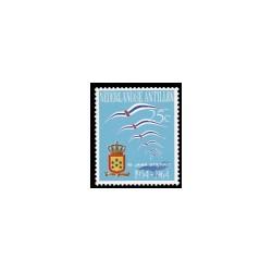 1964 Ned. Antillen Statuutzegel.
