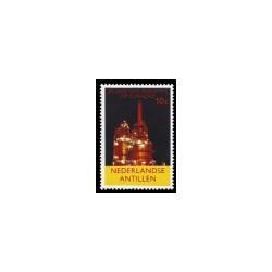 1965 Ned. Antillen 50 jaar Olie-industrie.