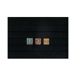 1852 Nederland Jaargang | Postzegels
