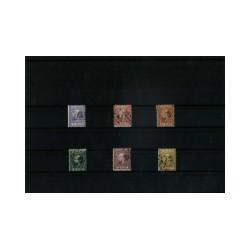 1867-1868 Nederland Jaargang | Postzegels